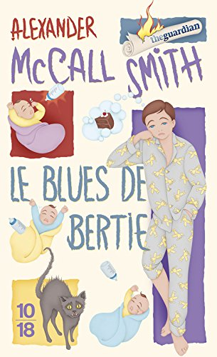Couverture Le Blues de Bertie
