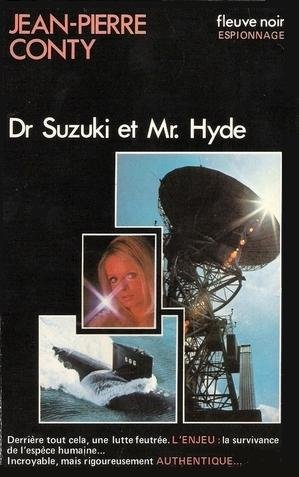 Couverture Dr Suzuki et Mr Hyde