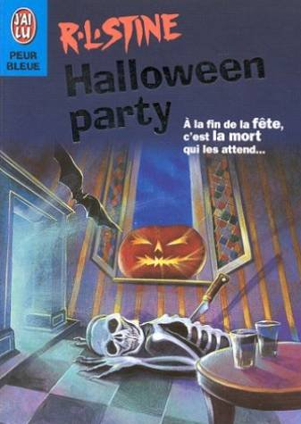 Couverture Halloween party