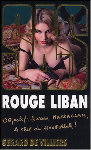 Couverture Rouge Liban