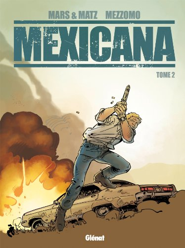 Couverture Mexicana – Tome 2