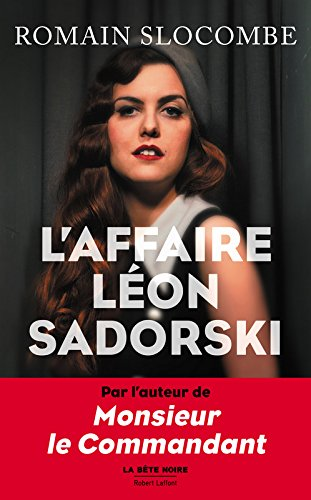 Couverture L'Affaire Léon Sadorski