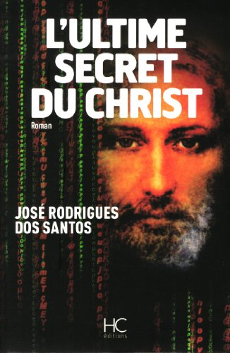 Couverture L'ultime secret du Christ