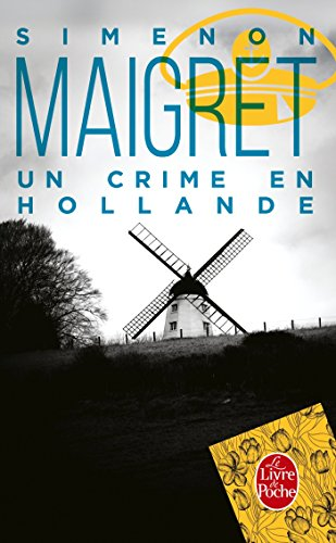 Couverture Un crime en Hollande
