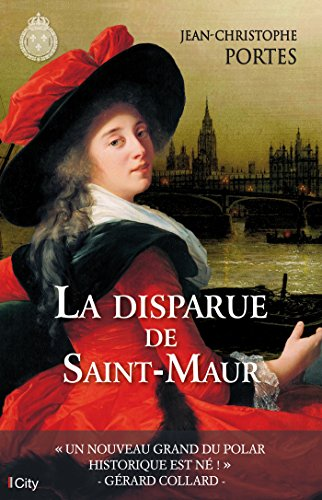 Couverture La Disparue de Saint-Maur City Editions