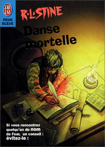 Couverture Danse mortelle