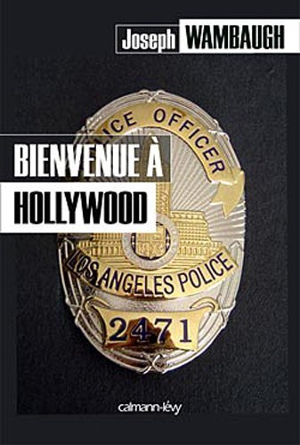 Couverture Bienvenue à Hollywood