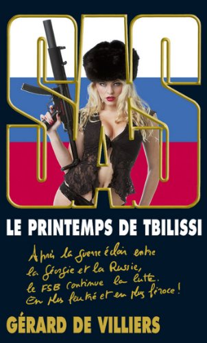 Couverture Le Printemps de Tbilissi