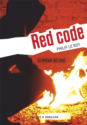 Couverture Red Code Rageot