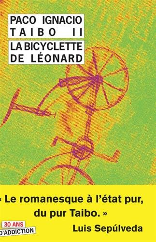 Couverture La Bicyclette de Léonard