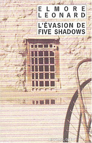 Couverture L'Évasion de Five Shadows