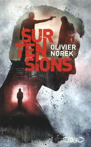 Couverture Surtensions Michel Lafon