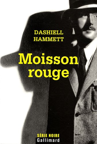 Couverture Moisson rouge