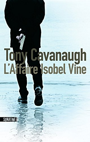 Couverture L'Affaire Isobel Vine