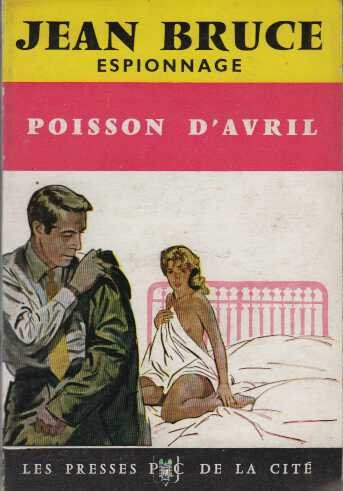 Couverture Poisson d'avril