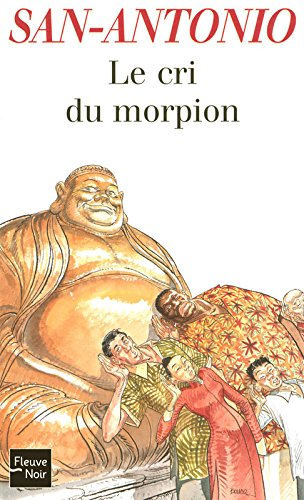 Couverture Le Cri du morpion
