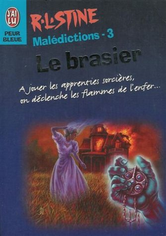 Couverture Le Brasier