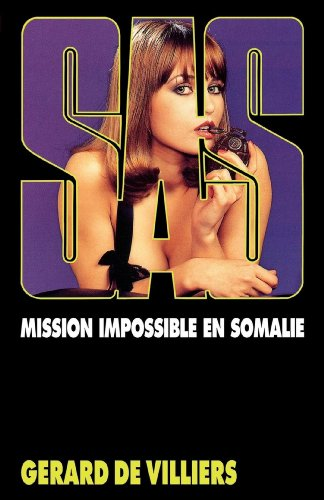Couverture Mission impossible en Somalie