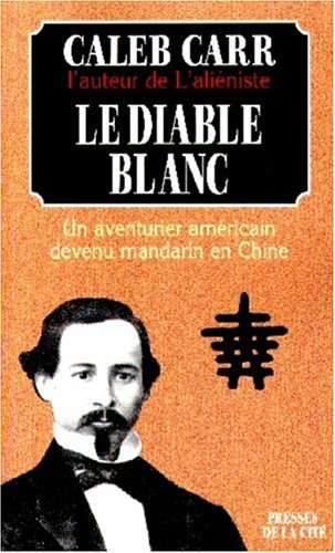 Couverture Le Diable blanc