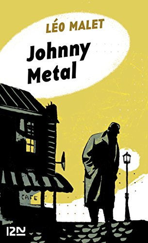 Couverture Johnny Metal