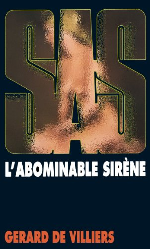 Couverture L'Abominable Sirène