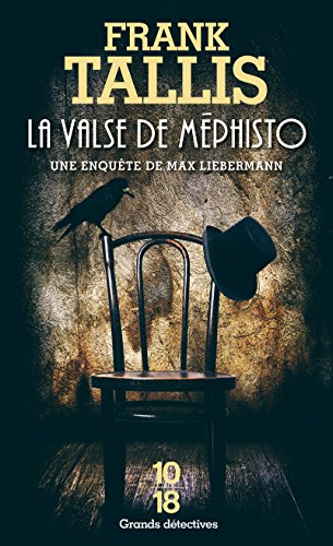Couverture La Valse de Méphisto