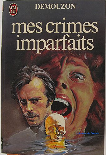 Couverture Mes crimes imparfaits
