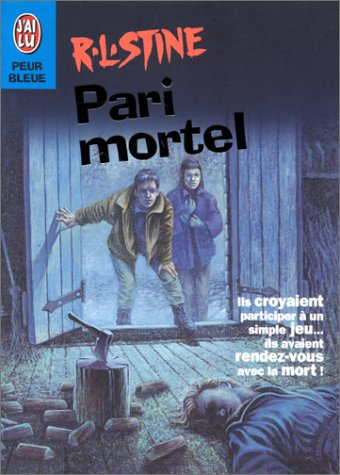 Couverture Pari mortel