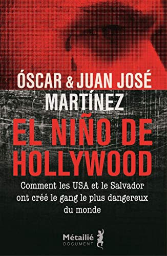 Couverture El niño de Hollywood