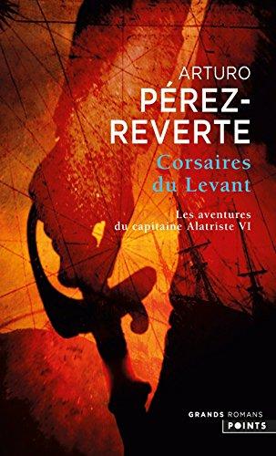 Couverture Corsaires du Levant