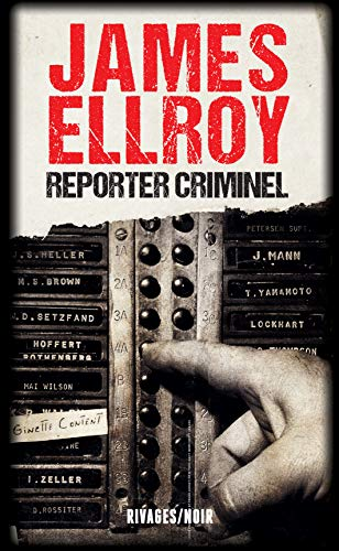 Couverture Reporter criminel