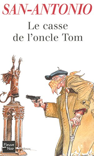 Couverture Le Casse de l'oncle Tom
