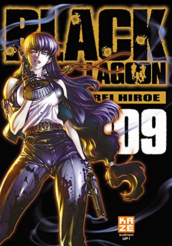 Couverture Black Lagoon tome 9
