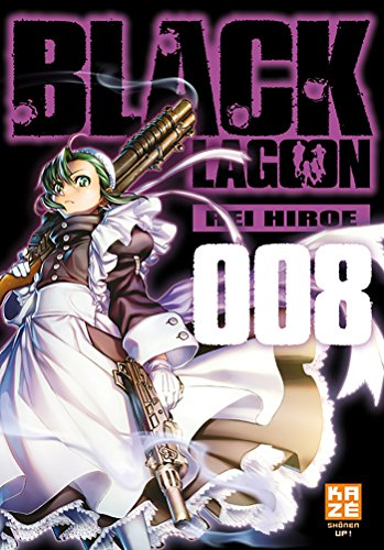 Couverture Black Lagoon tome 8