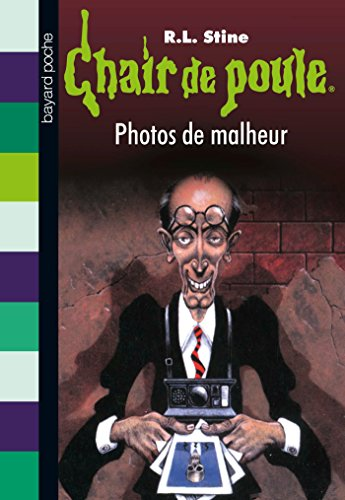 Couverture Photos de malheur