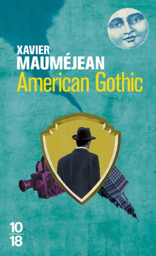 Couverture American Gothic 10/18