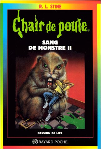 Couverture Sang de monstre II