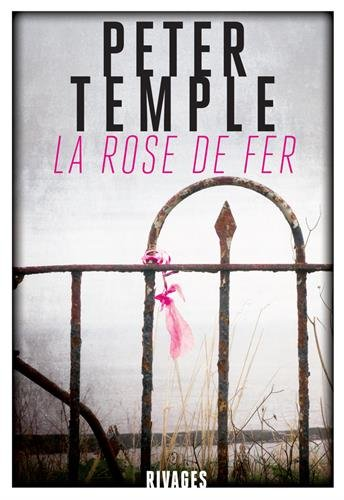 Couverture « La Rose de fer »