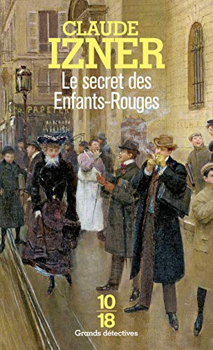 Couverture Le secret des Enfants-Rouges