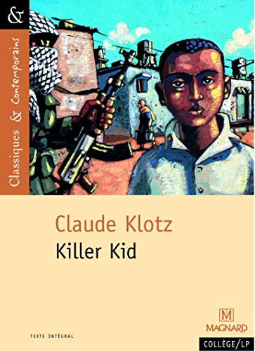 Couverture Killer Kid