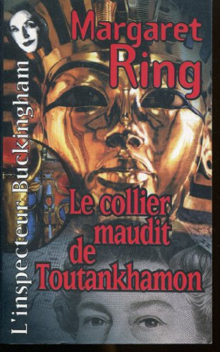 Couverture Le Collier maudit de Toutankhamon