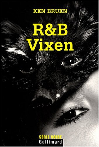 Couverture « R&B : Vixen »