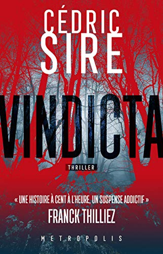 Couverture « Vindicta »