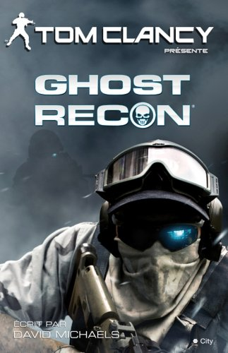 Couverture Ghost Recon
