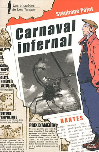Couverture Carnaval infernal