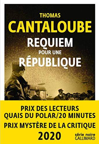 Couverture Requiem pour une République