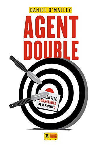 Couverture Agent double