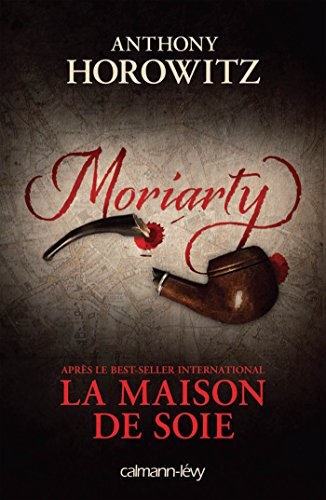 Couverture Moriarty