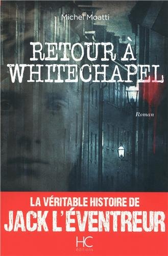 Couverture Retour à Whitechapel HC Editions