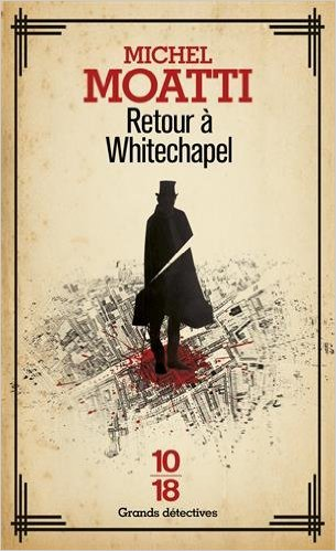 Couverture Retour à Whitechapel